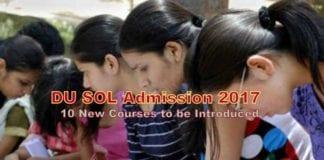 school of open learning