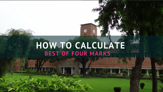 best of four marks