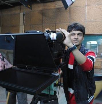BA (Hons) Hindi Journalism and Mass Communication from Delhi University