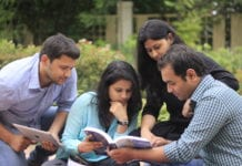 BA (hons) English from Delhi University