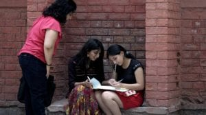 BA (Hons) Hindi Journalism and Mass Communication from Delhi University