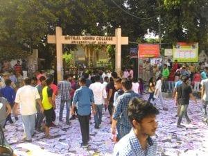 Dusu election, Delhi Unioversity