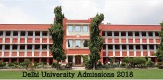 Hans Raj College Delhi University
