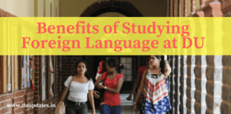 DU Language Course