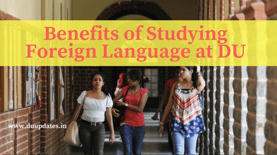 DU Language Course