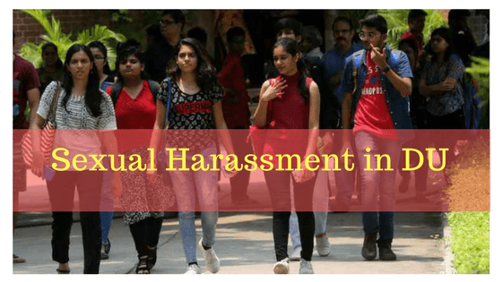 sexual harassment in du