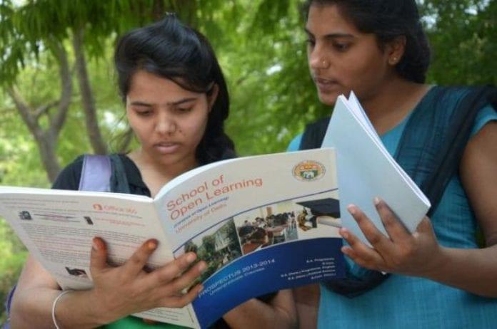 transgender to delhi university