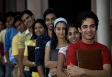 admission process of Delhi University
