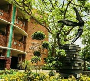 hindu college science block