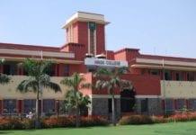Arts college of Delhi university
