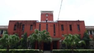 commerce college of Delhi university