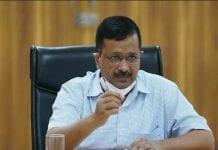 Delhi Chief Minister