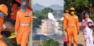 AP gas tragedy