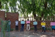 PROTEST AGAINST OBE
