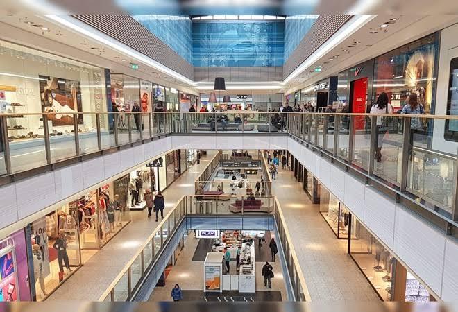 DLF Shopping Malls