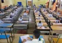 Pre-board exams