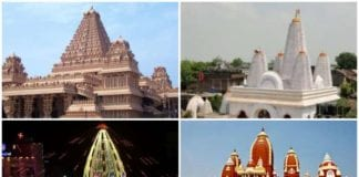 MHA's guidelines for opening of temples