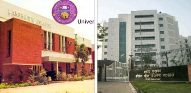 Delhi University colleges