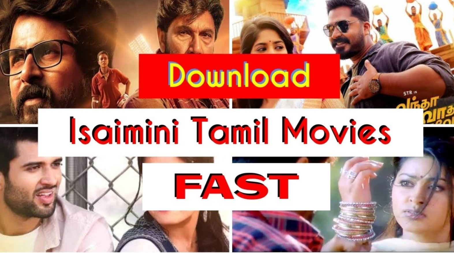Isaimini Pirated Movies 2020 Tamil Movies Download Viral Websites