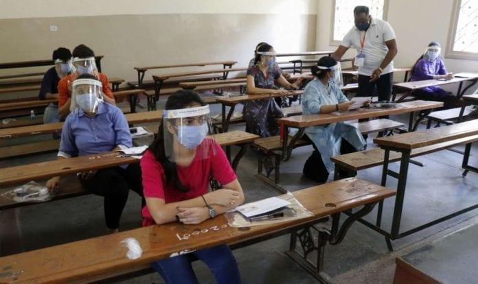 Offline exams