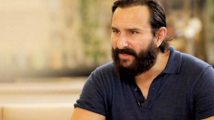 Saif Ali Khan novel