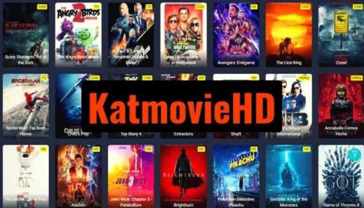 KatmovieHD – Download Hollywood Hindi Dubbed Bollywood Movies