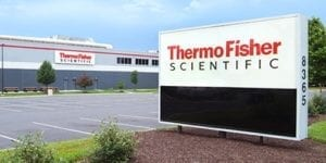 thermo fisher scientific company