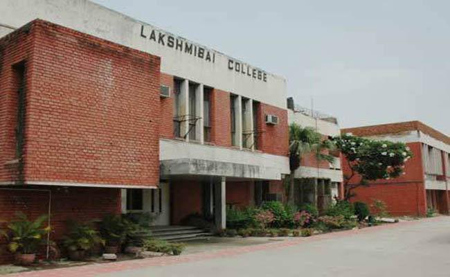 Lakshmibai College Delhi University