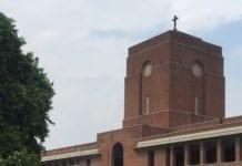St Stephens College Delhi University
