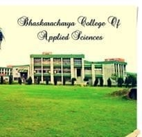 Bhaskaracharya College of Applied Sciences