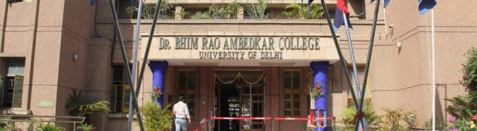 Bhim Rao Ambedkar College Delhi University