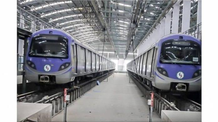 Neet Kolkata metro