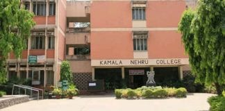 Kamla Nehru College Delhi University