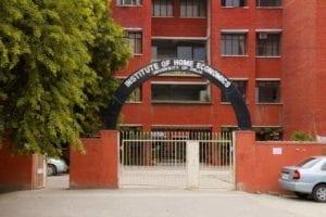 Institute of Home Economics Delhi University