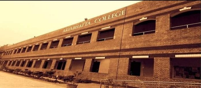 Aryabhatta College Delhi University