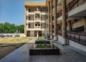 Ramanujan College Delhi University