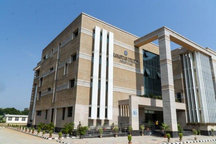 Ramanujan College Delhi University