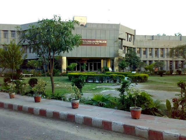 Swami Shraddhanand College Delhi University