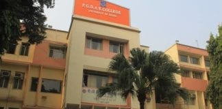 PGDAV College Delhi University