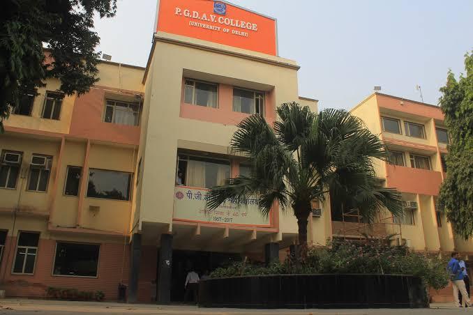PGDAV College Delhi University