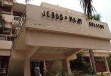 Jesus and Mary College Delhi University