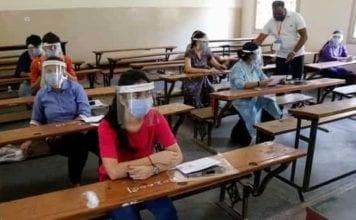 DU entrance exam