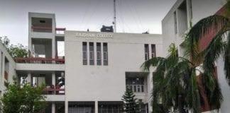 Rajhani College Delhi University