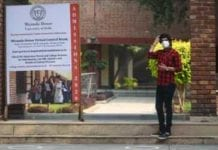 Reopening of DU colleges