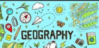 BA (Hons) Geography from Delhi University