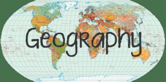 BA (PROG) GEOGRAPHY FROM DELHI UNIVERSITY