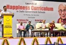 Happiness curriculum