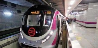 Driverless metro