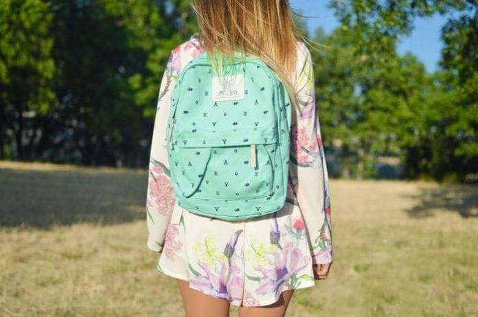 School Bag Policy