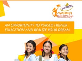 Santoor women's Scholarship